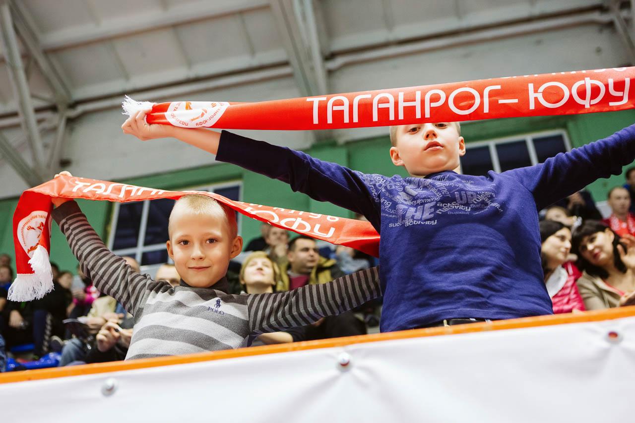 7 декабря — матч «Таганрог – ЮФУ» – «Акбузат»