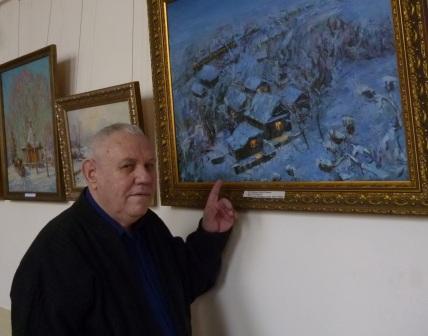 «Зимняя коллекция» от Василия Дащенко