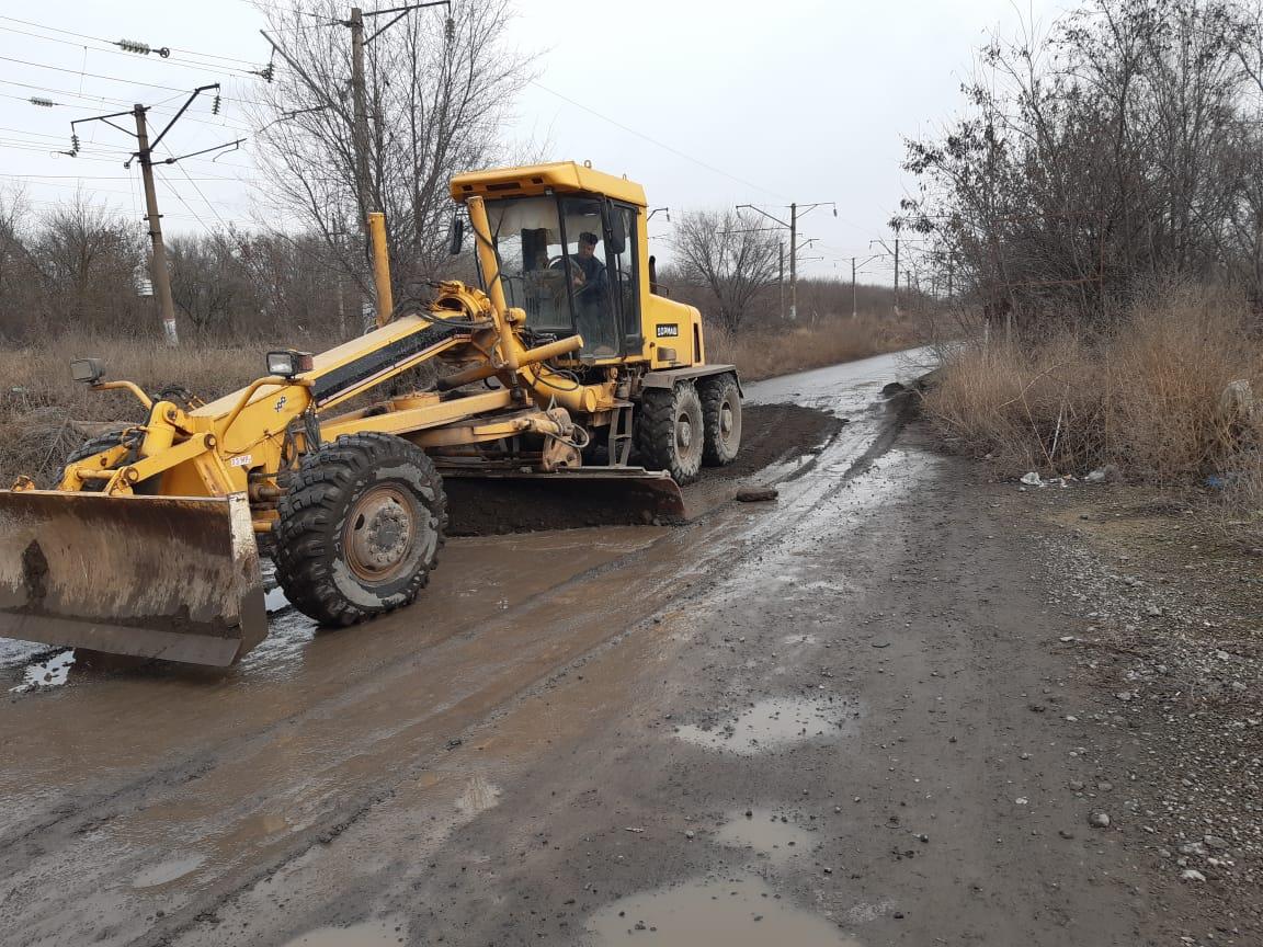 Горожан волнует ремонт дорог
