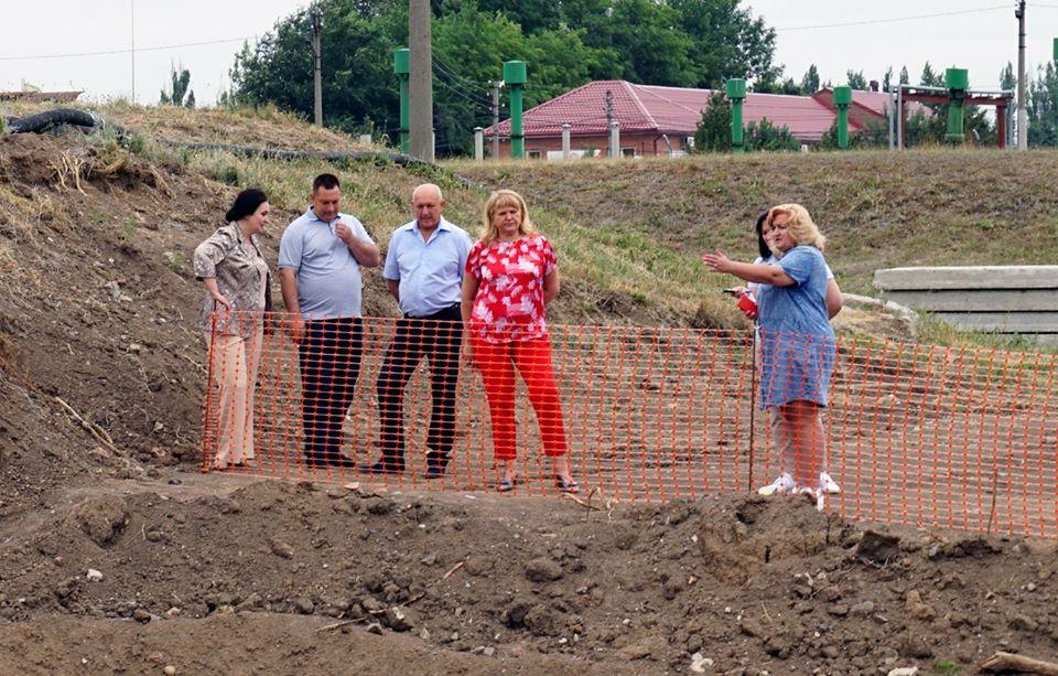 Депутаты провели совещание на Водоканале