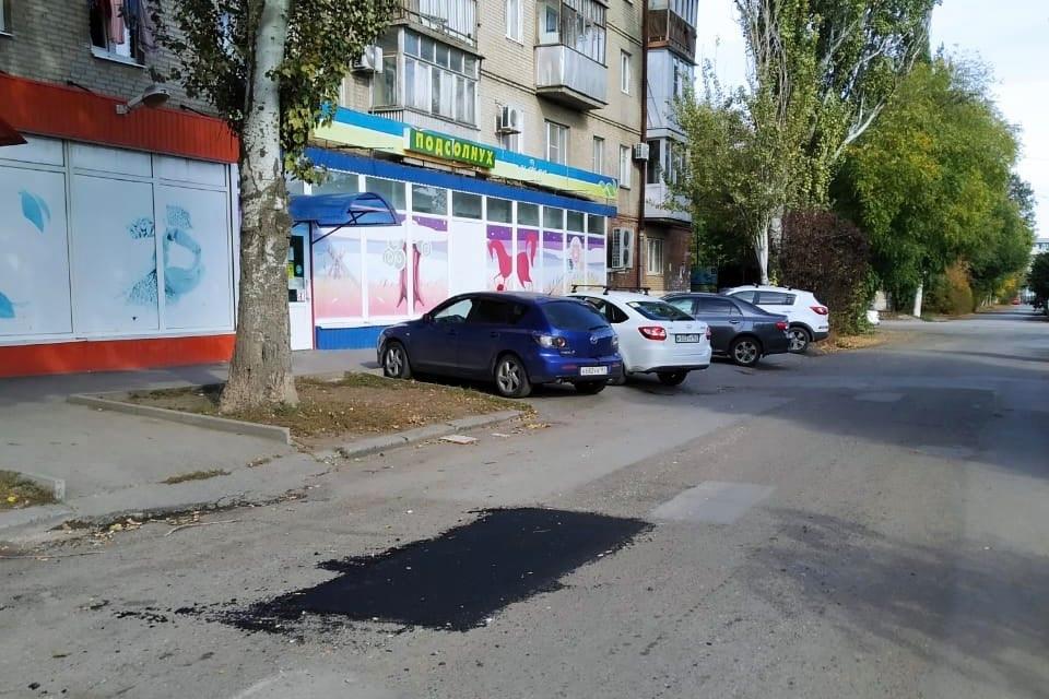 Повреждений на дорогах Таганрога стало меньше