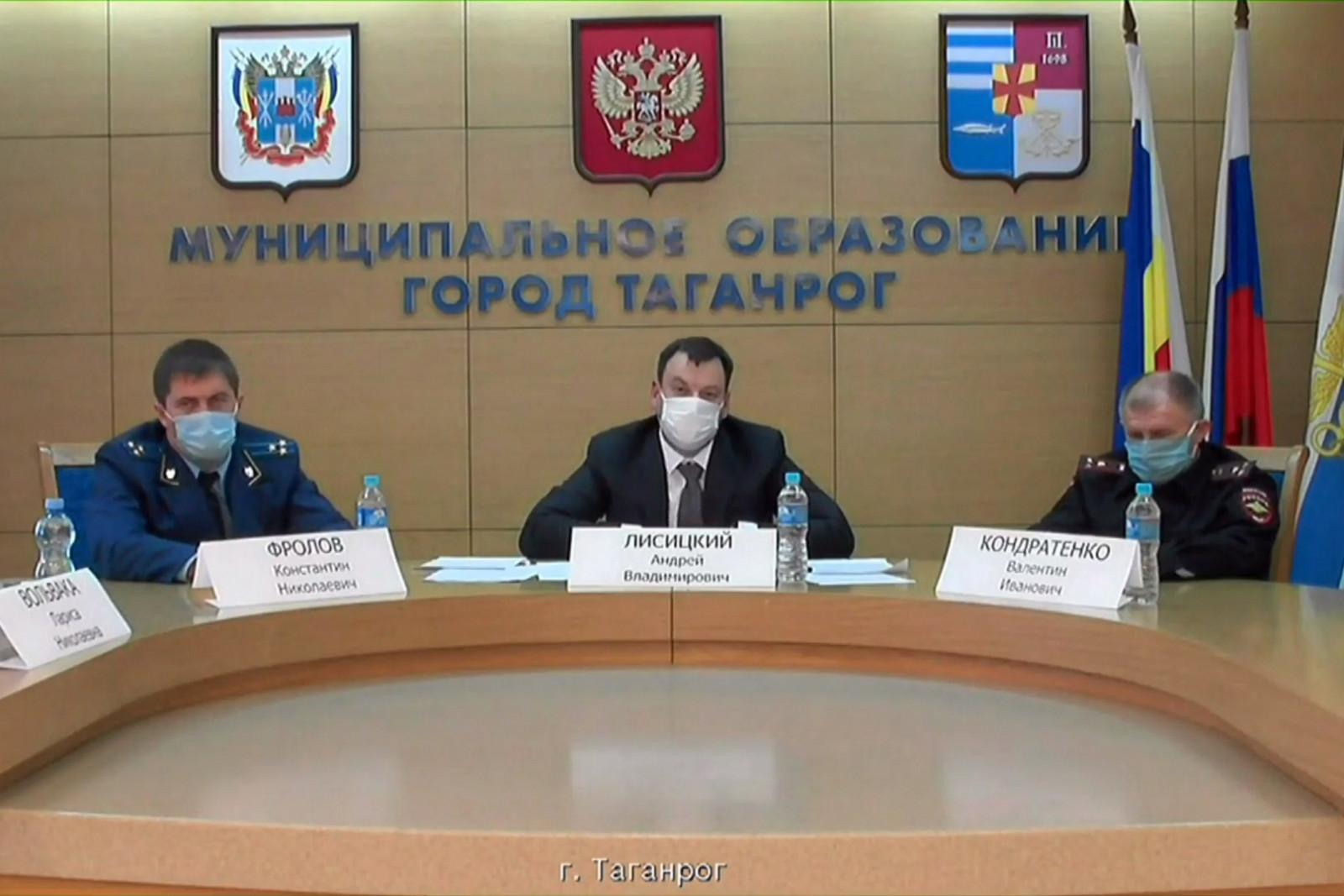 В активной фазе коронавирусом болеют  454 жителя Таганрога