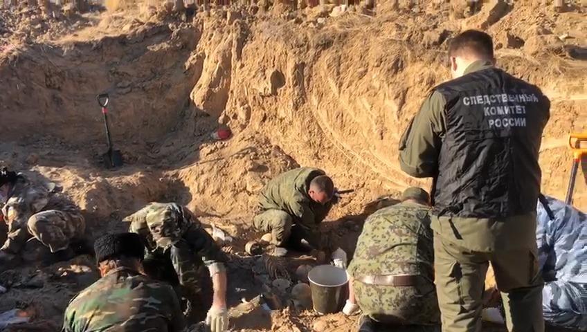 На Дону расследуют уголовное дело о геноциде