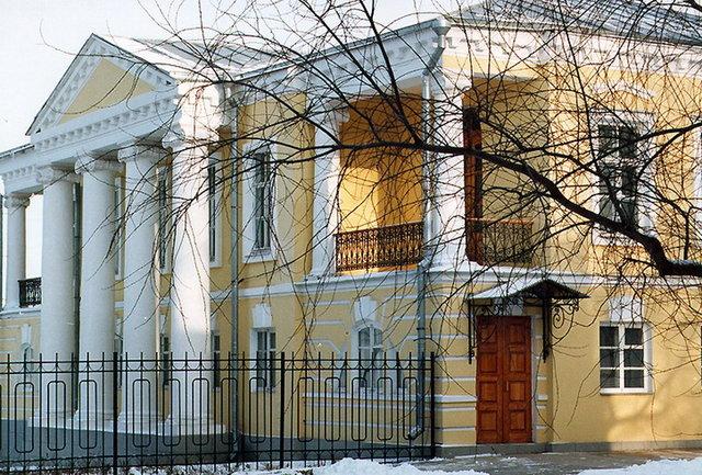 Таганрог — город портиков и колонн