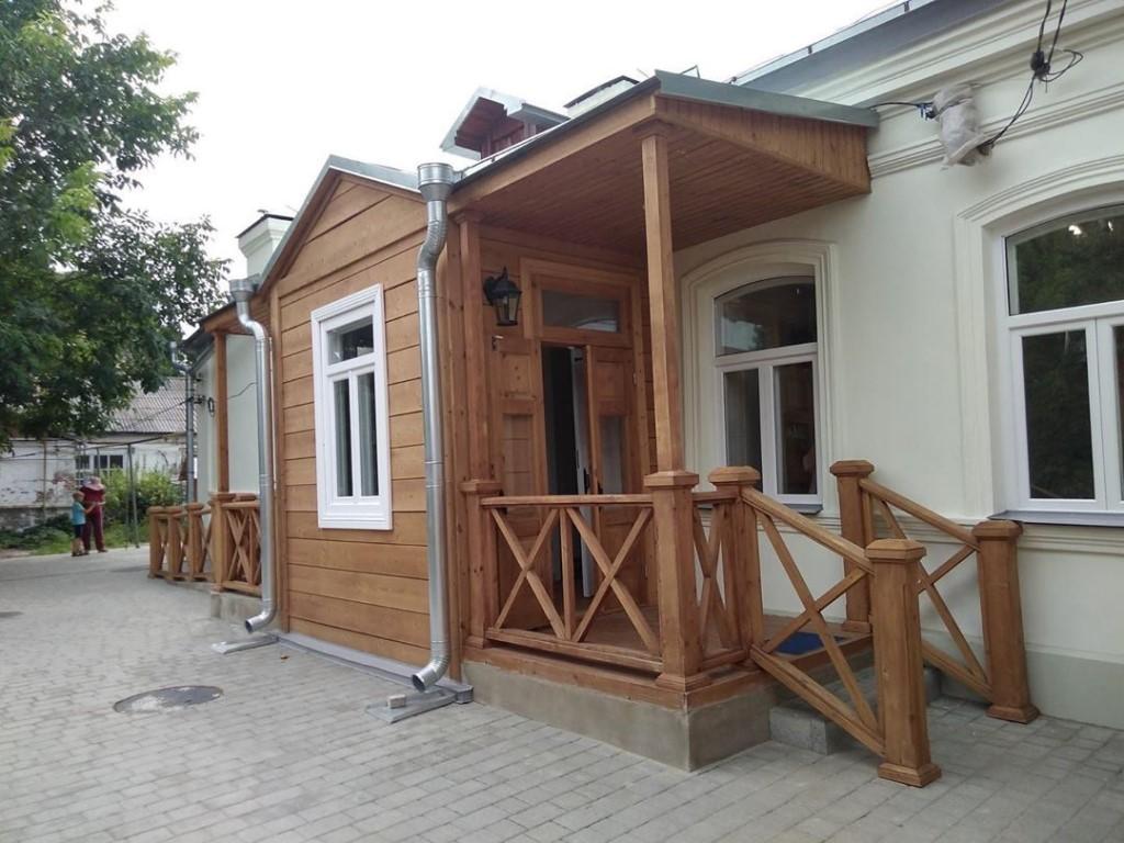 Дом на Конторской, где родился писатель