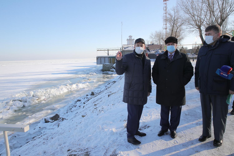 Комплексное развитие Таганрога обсудили на пресс-конференции губернатора