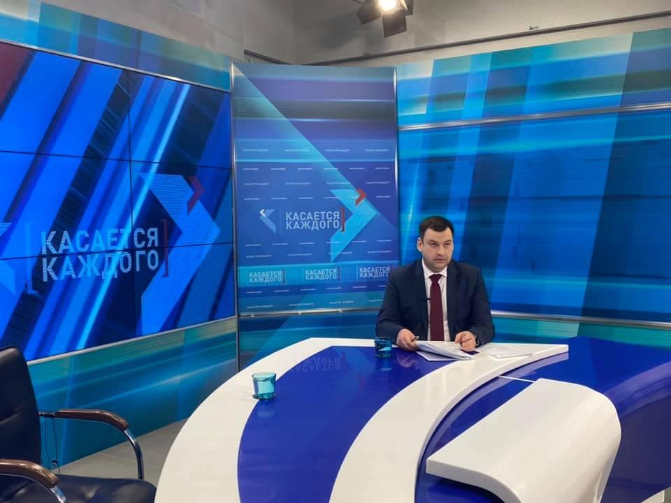 Андрей Лисицкий рассказал о планах по развитию Таганрога