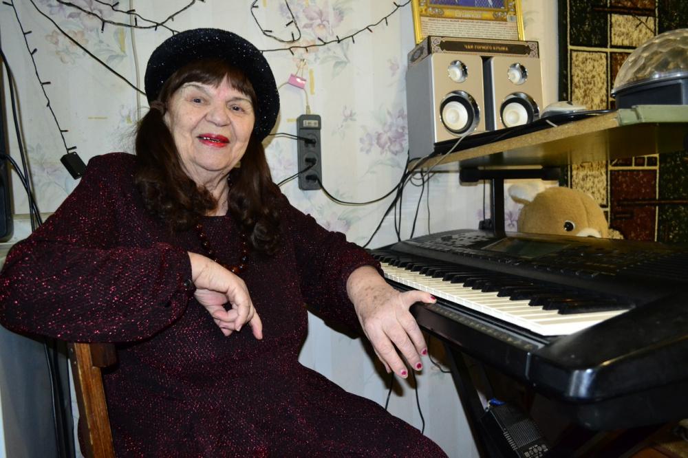 Самая красивая миссис «золотого возраста» живет в Таганроге