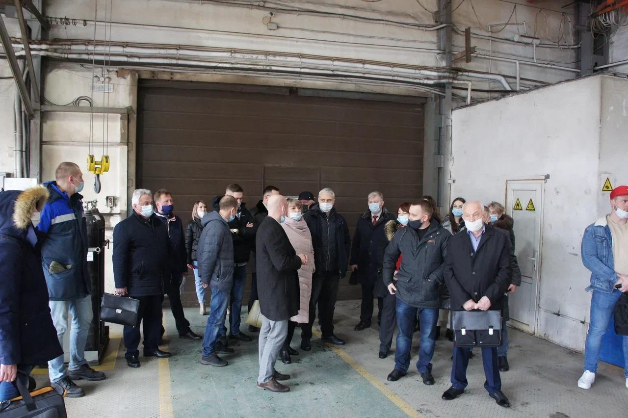 Бережливое производство продемонстрировали в Волгодонске