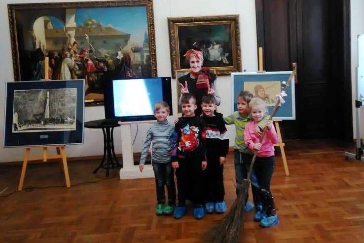 Художественный музей отмечает 60-летие полета Ю.А. Гагарина