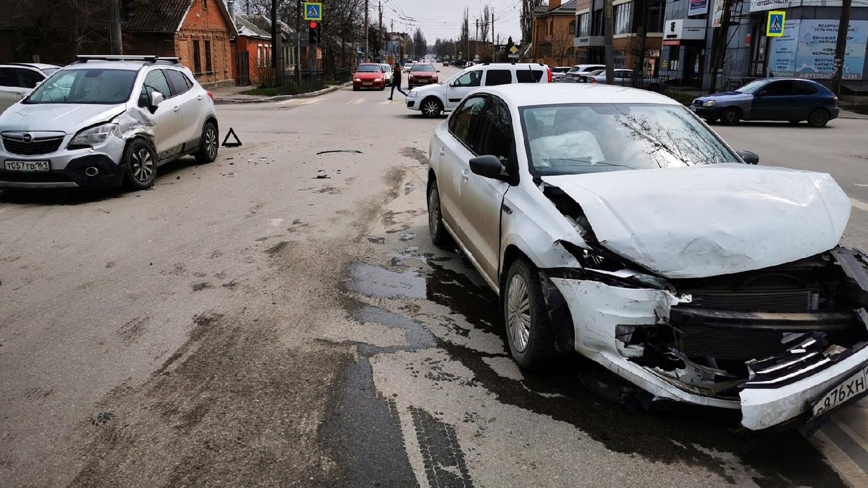 В Таганроге в ДТП пострадал подросток