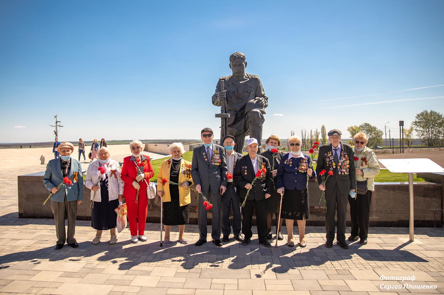 Ветераны Таганрога побывали в музее «Самбекские высоты»