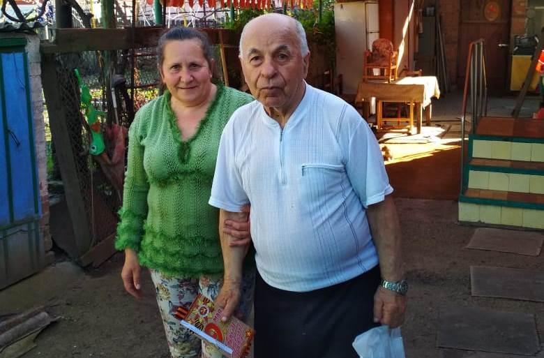 В Таганроге поздравляют ветеранов