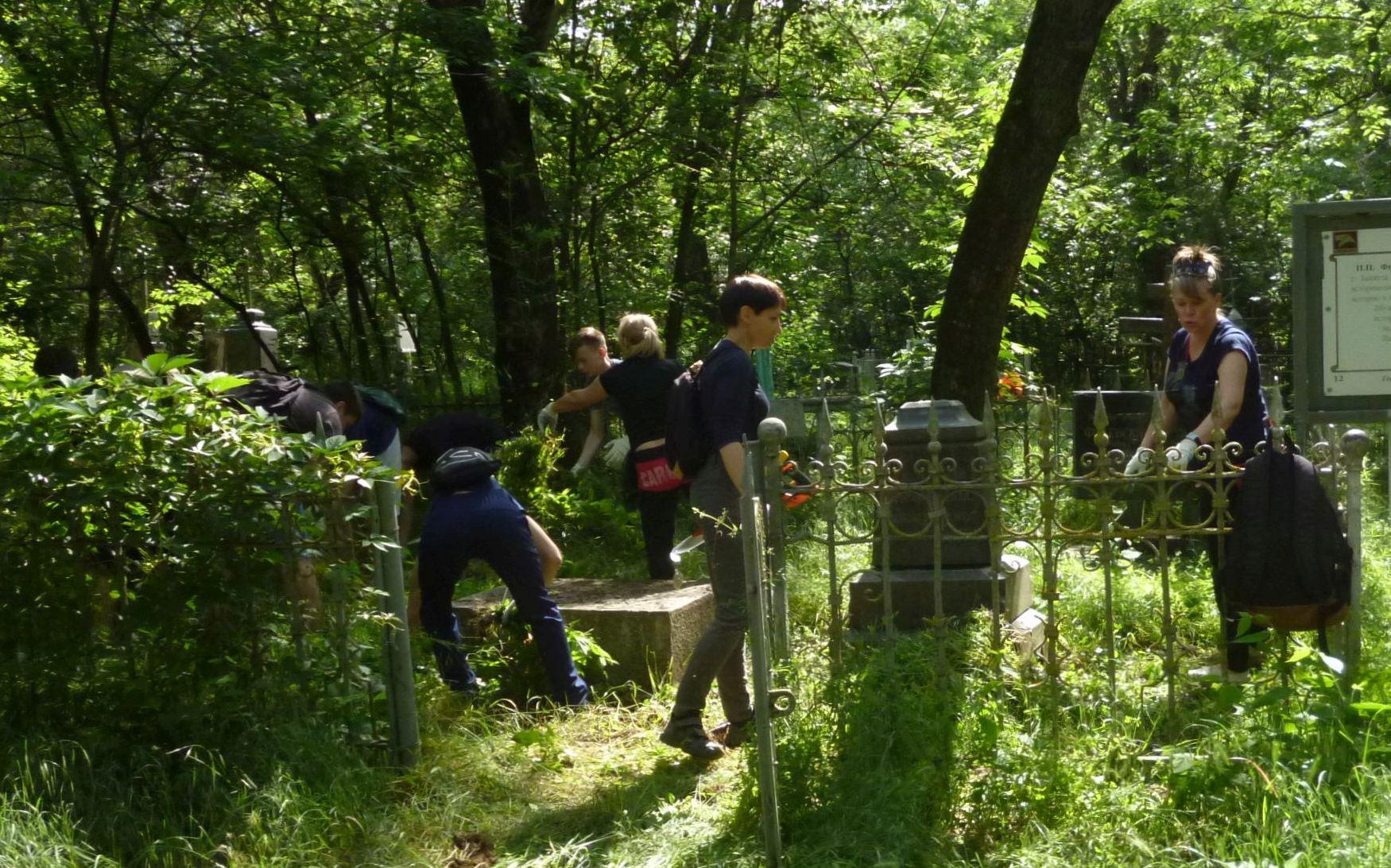 На Старом кладбище Таганрога пройдут экскурсии