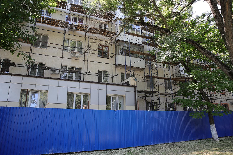 В Таганроге отремонтируют фасады 16 многоэтажек