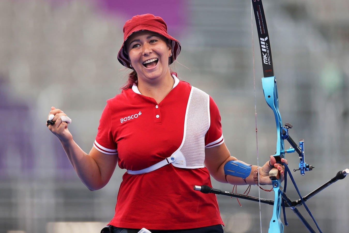 Елена Осипова: «Судьба медалей решалась в перестрелке»