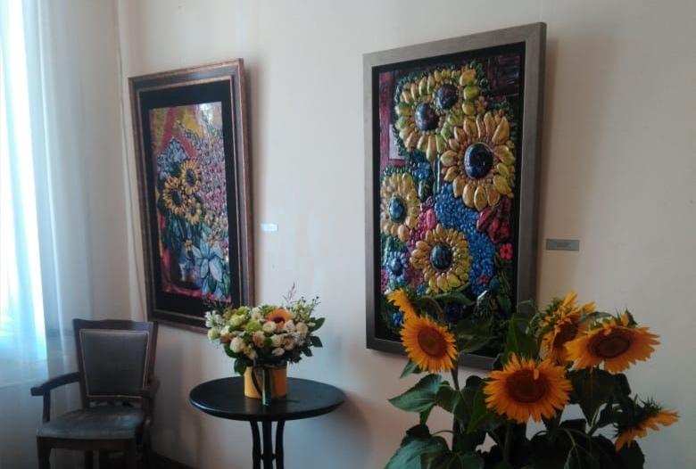 В Таганроге открылась выставка Зураба Церетели