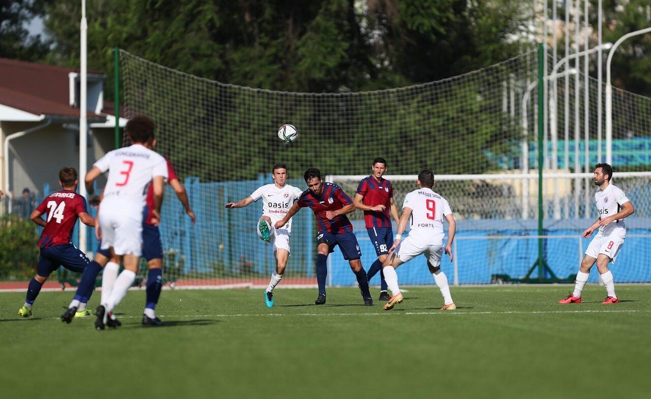Таганрогский «Форте» выбил из турнира ростовский «СКА»