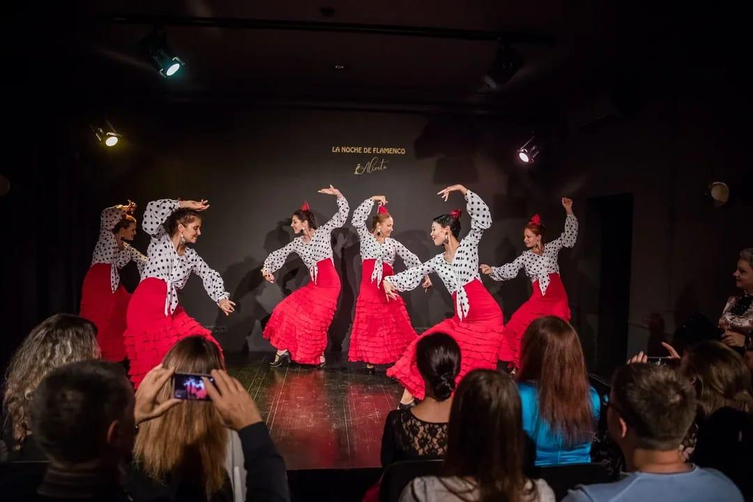 Фламенко – в Таганроге: Aliento ждет всех