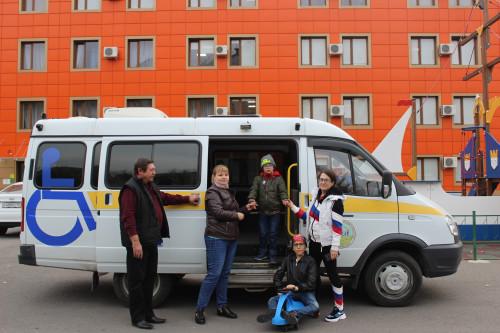 На Дону социальное такси будет работать по всему региону