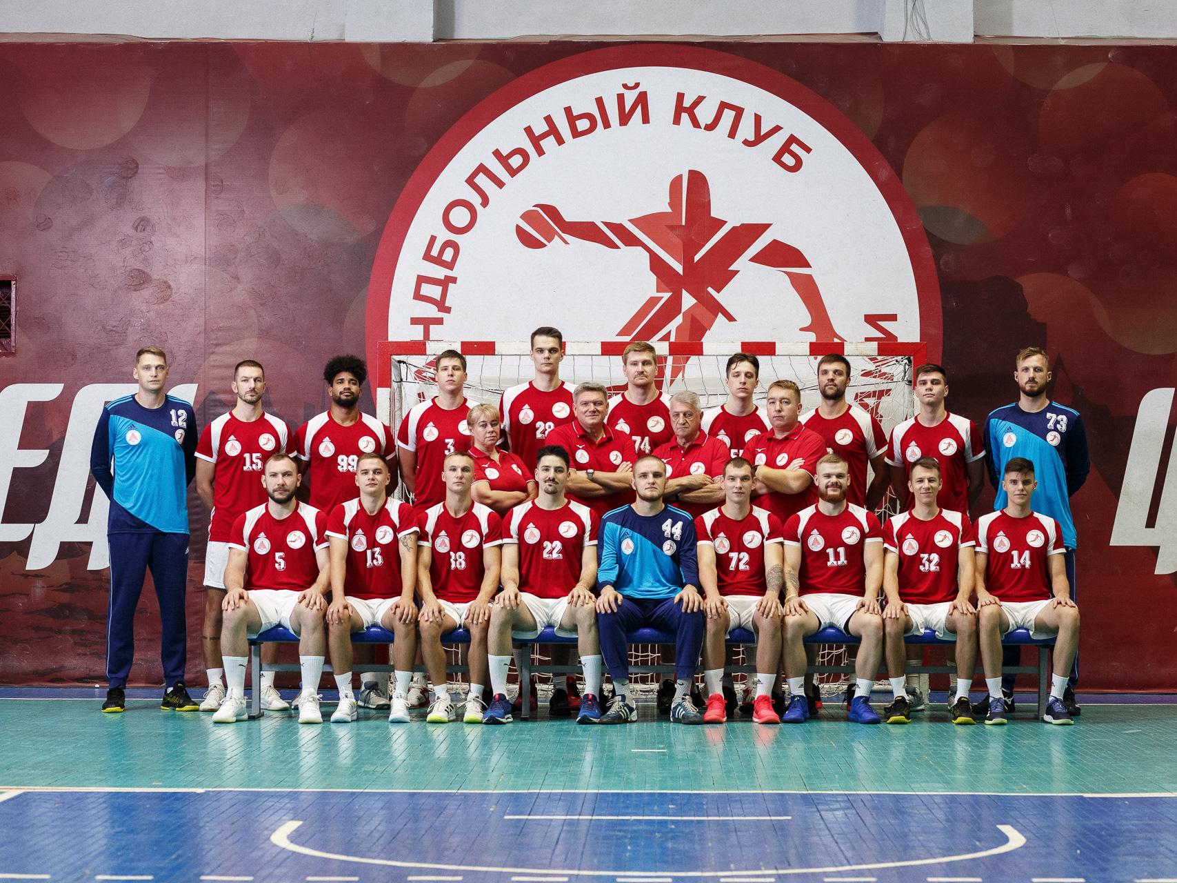 Большой гандбол в Таганроге — стартует новый сезон