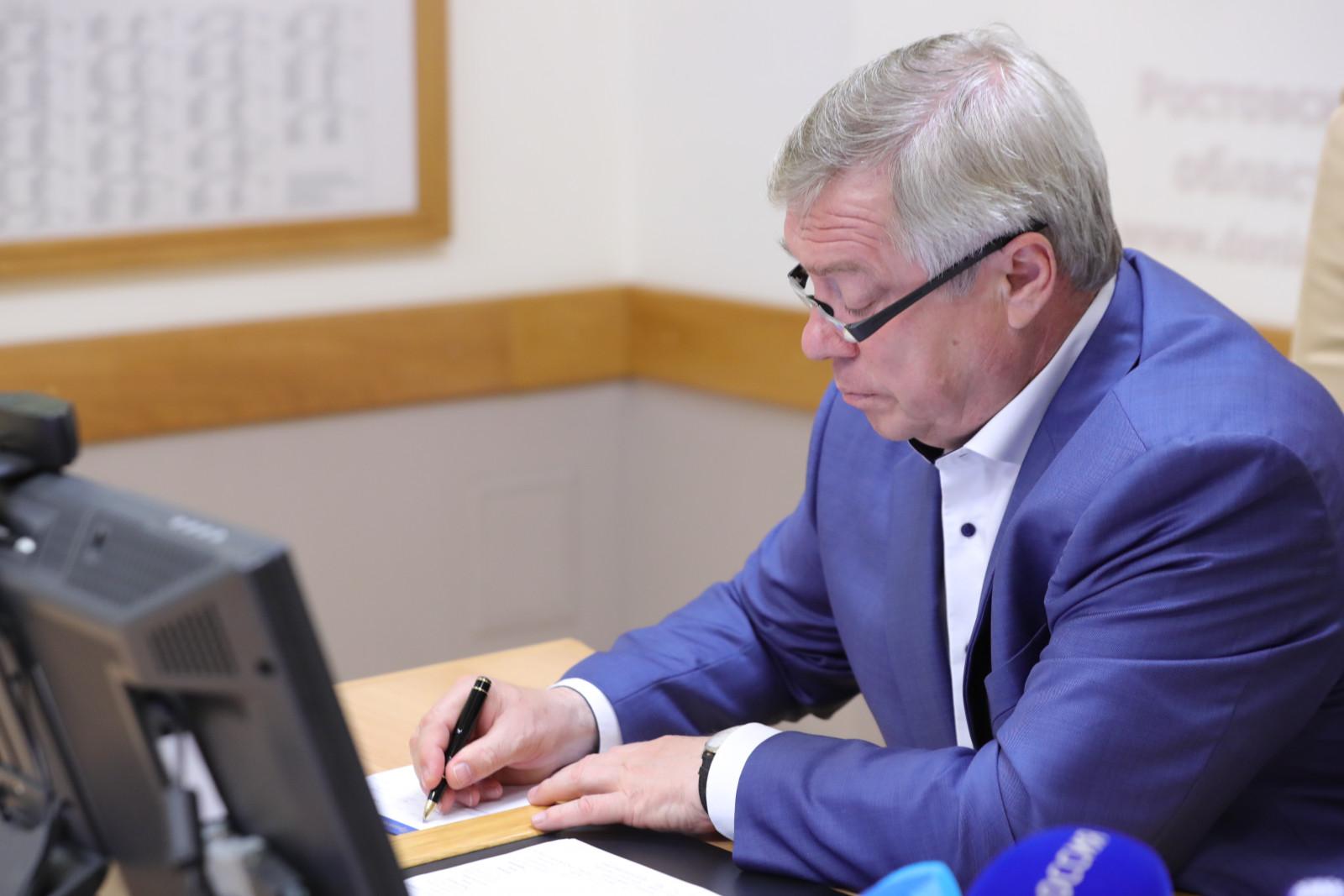 В Ростовской области вводятся новые антиковидные ограничения