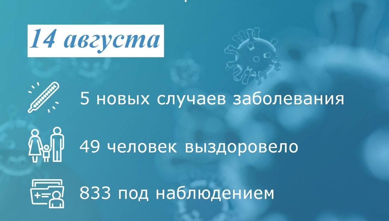 Коронавирус: в Таганроге снова заболели 5 человек