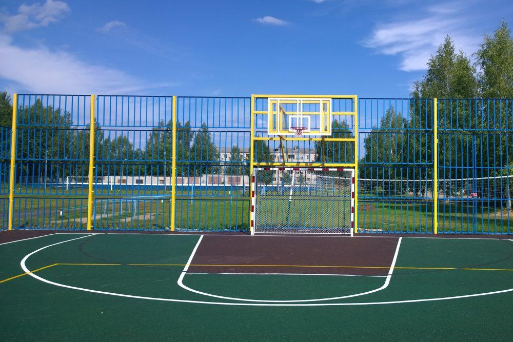 Социальный проект «Школьная спортивная площадка»