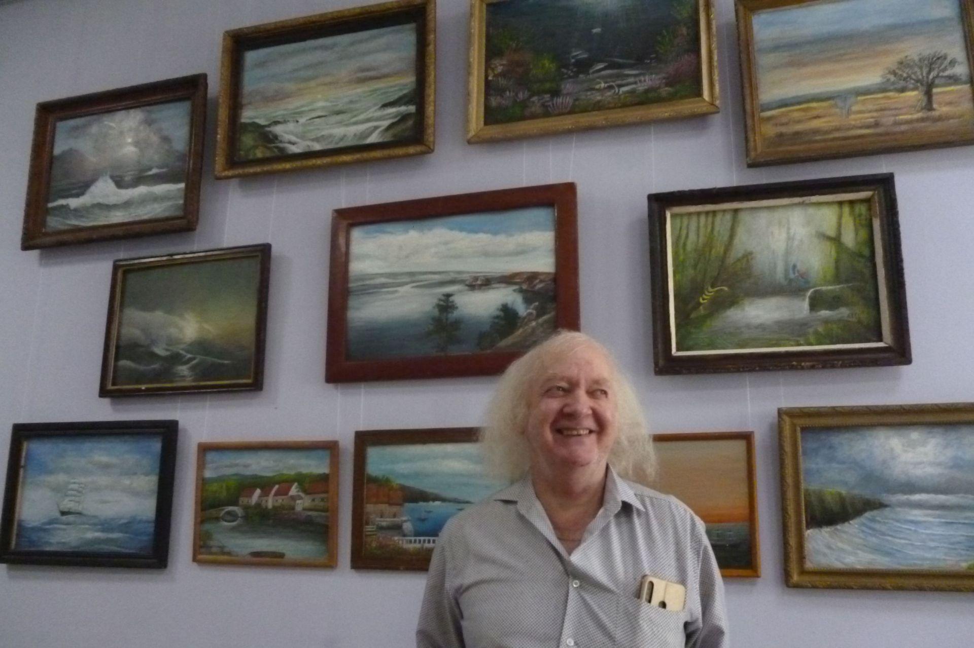 Приходите на выставку «Старый Таганрог и другие картины»