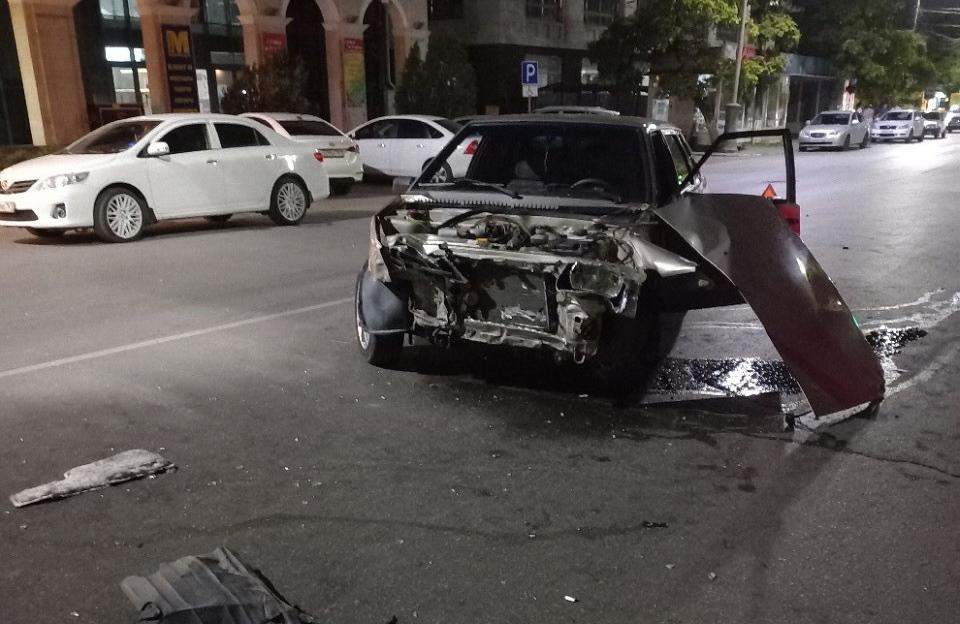 В Таганроге произошло ДТП на улице Петровской