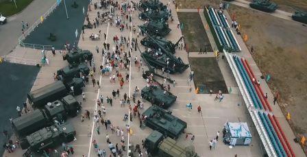 Парк «Патриот» под Таганрогом посетили более 20 тыс. человек