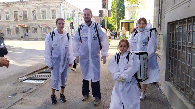 Народный фронт запустил проект «Дари еду. Социальные кухни»