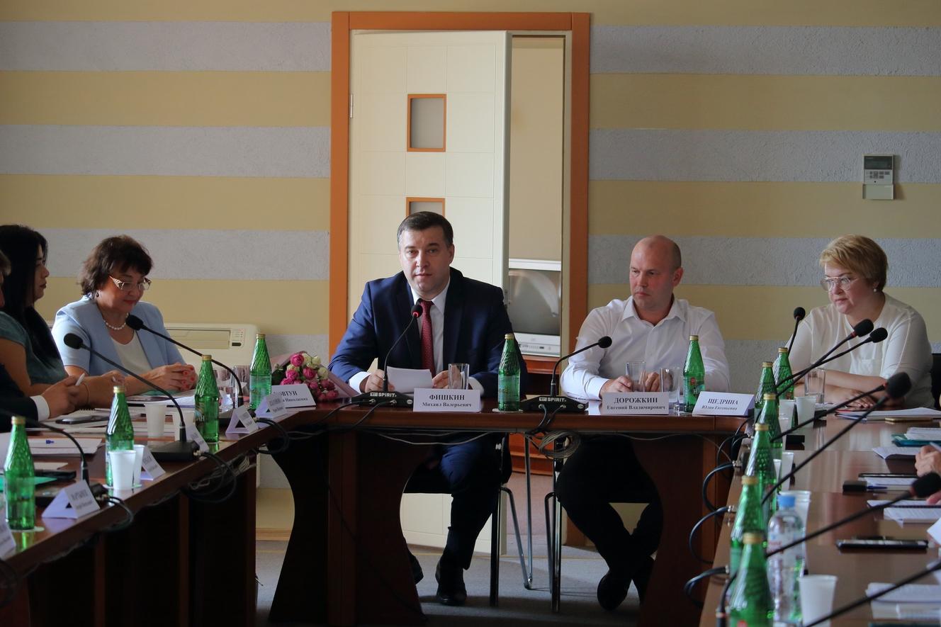 «Водяные» проблемы обсудили на совещании в Таганроге
