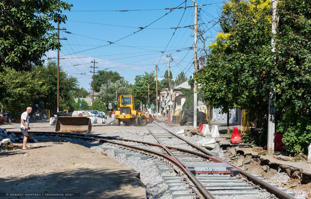 Разработана программа развития транспортной инфраструктуры Таганрога