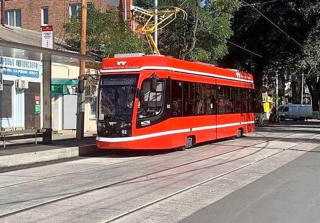 Сроки запуска трамваев в Таганроге скорректированы