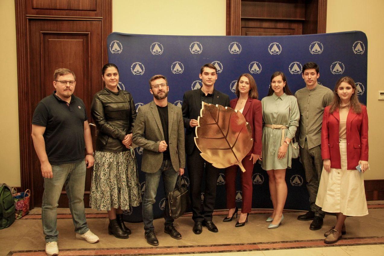 На Дону стартовал очный этап конкурса «Студент года»