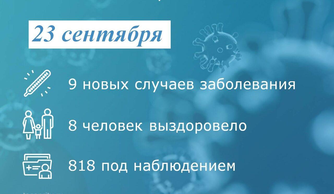 Коронавирус: в Таганроге снова заболели 9 человек