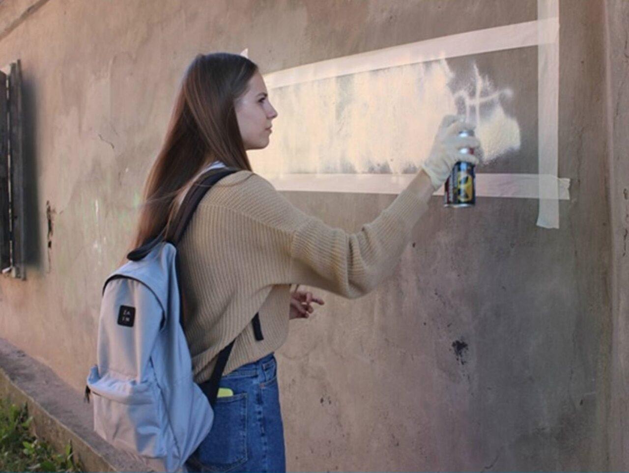В Таганроге прошла молодежная акция «Антиреклама»