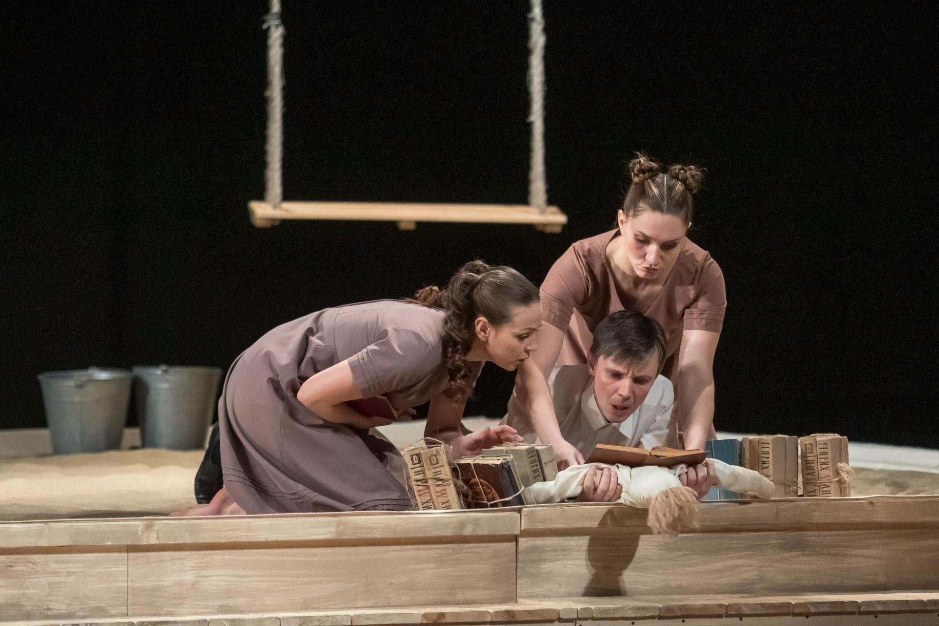 Спектакль театра Таганрога вошел в топ значимых событий