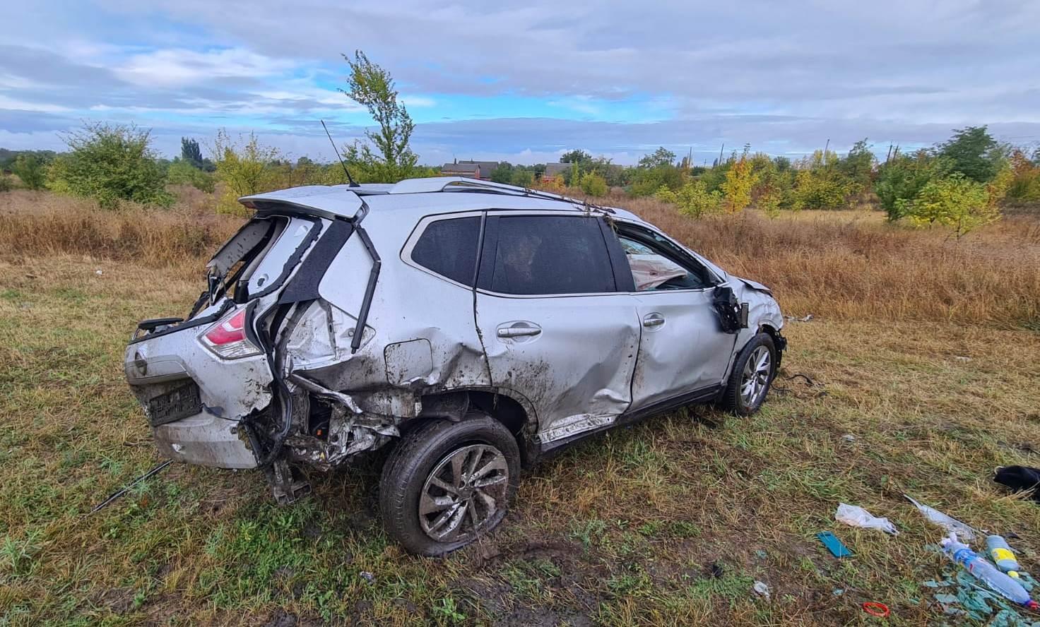 46-летняя женщина погибла в ДТП в Ростовской области