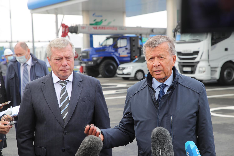 На Дону продолжат развивать рынок газомоторного топлива