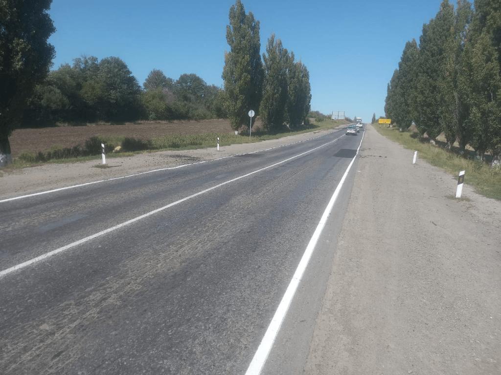 Дорогу под Самбеком отремонтируют по нацпроекту