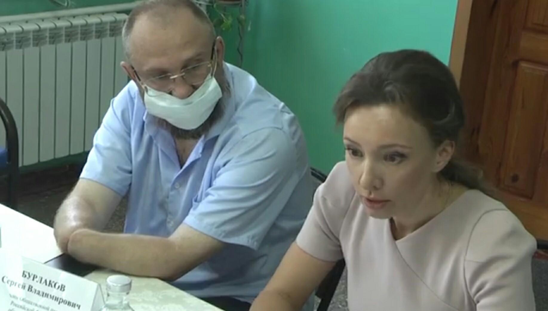 Таганрог с рабочим визитом посетила Анна Кузнецова