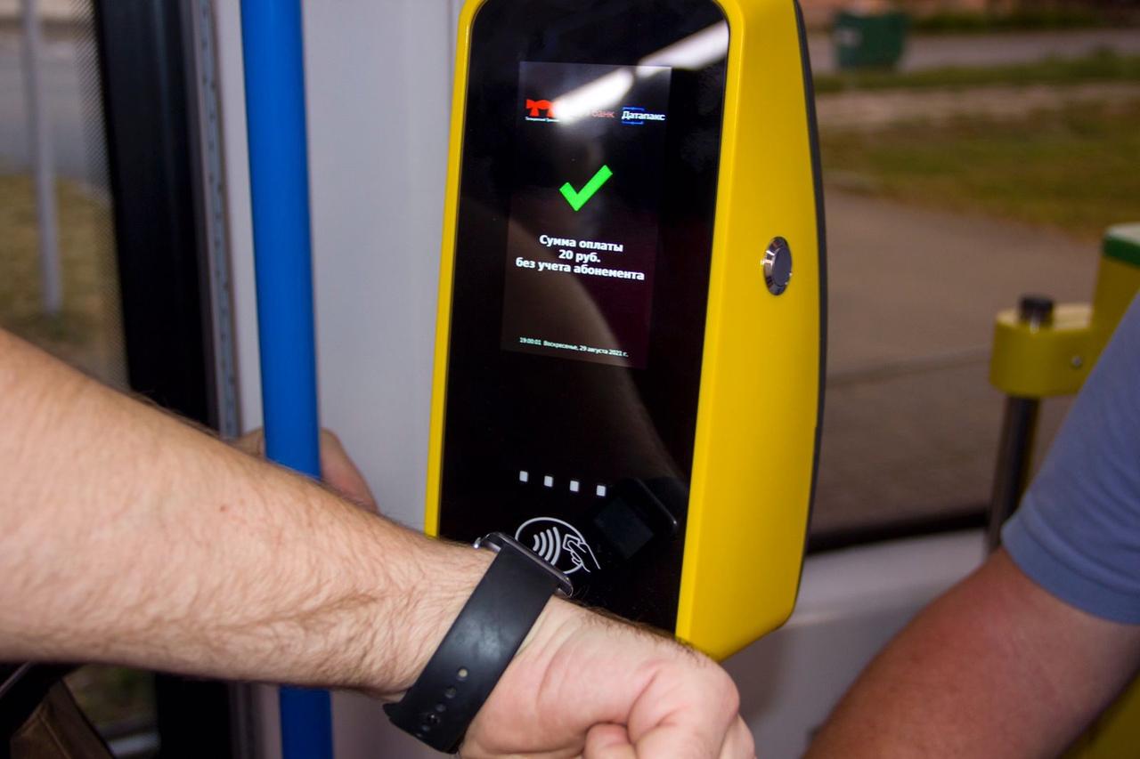 С 22 сентября возвращается оплата за проезд в трамвае
