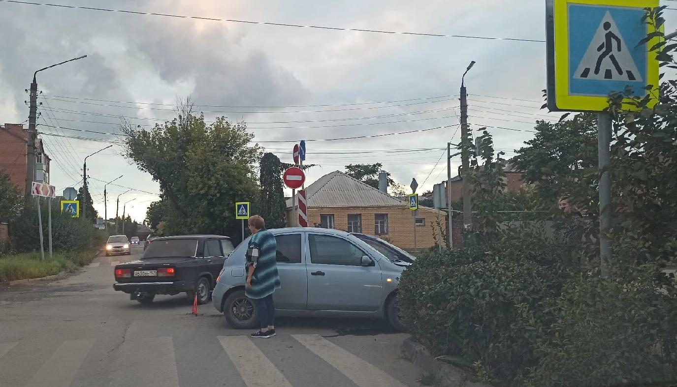 В Таганроге произошло ДТП на улице Энергетической