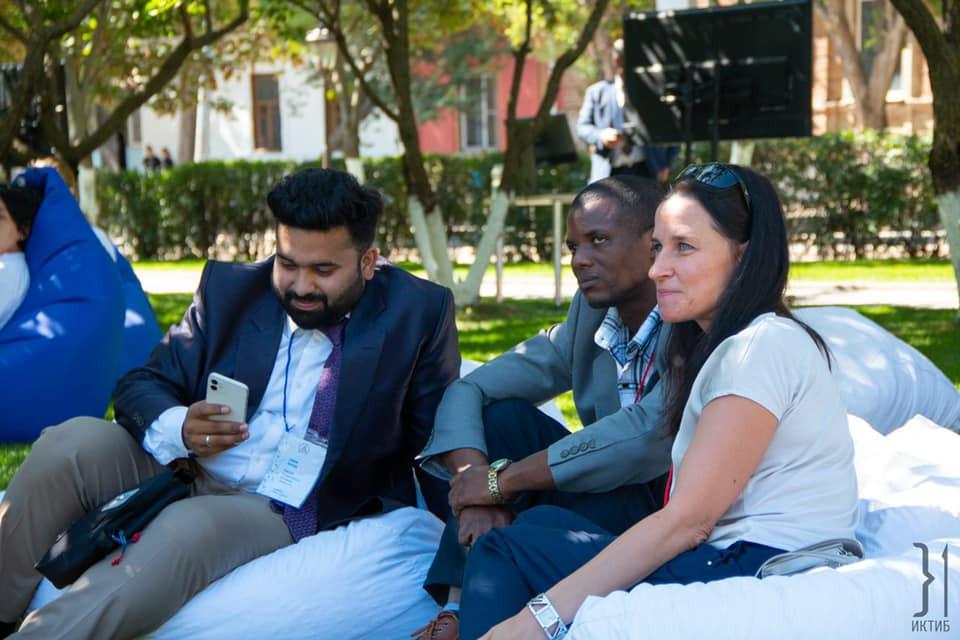 В Таганроге прошел студенческий фестиваль «Войти в IT»