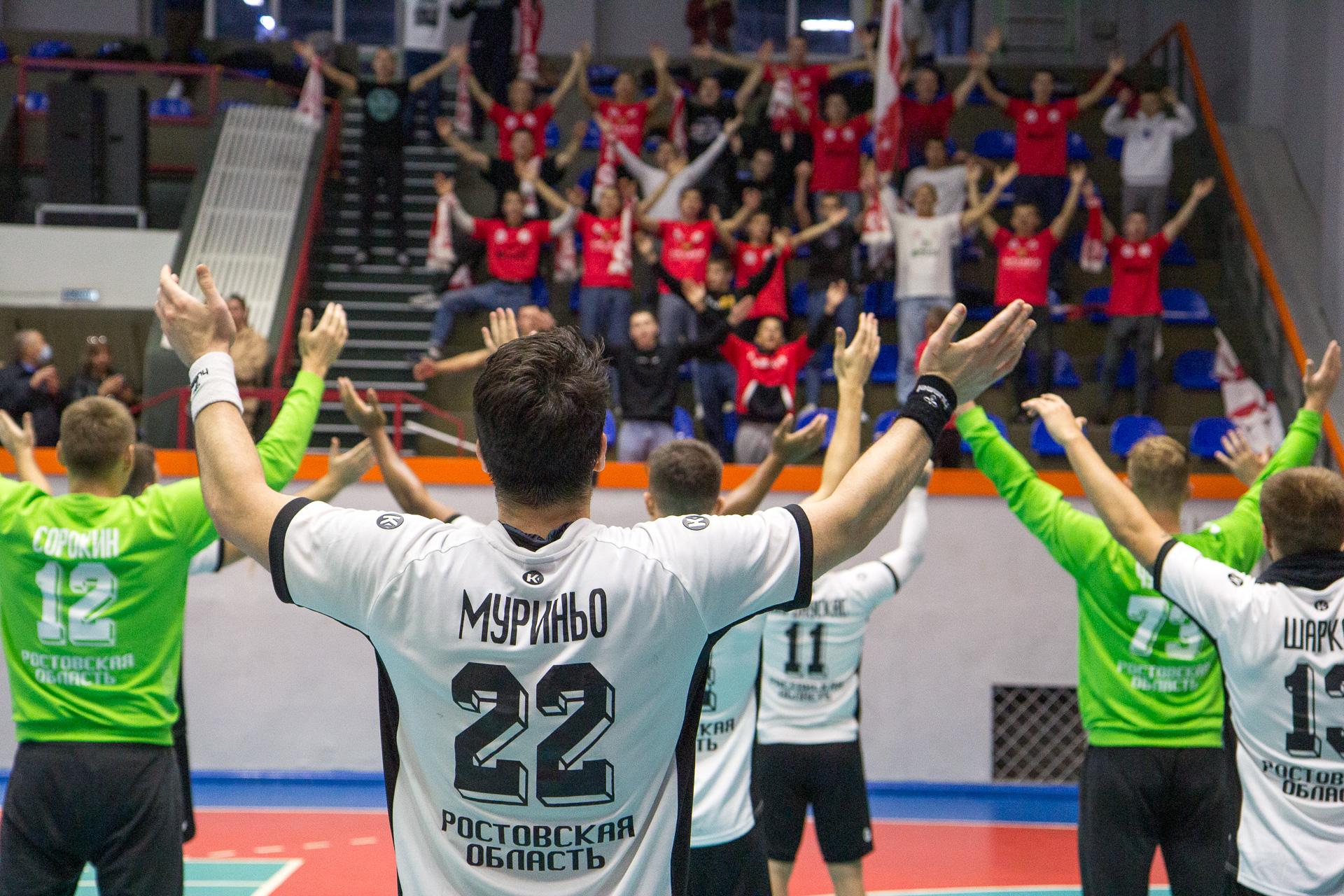 Жителей Таганрога в субботу приглашают на матч