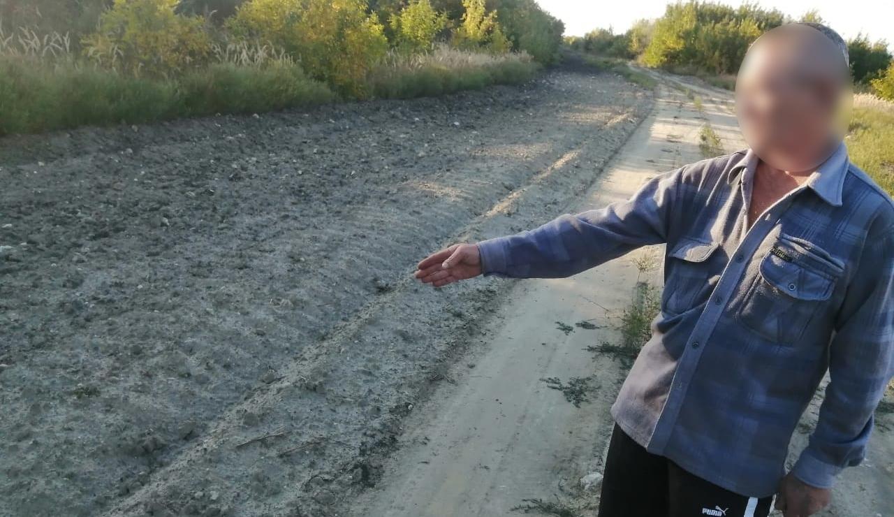 Нарушителя госграницы задержали в Ростовской области