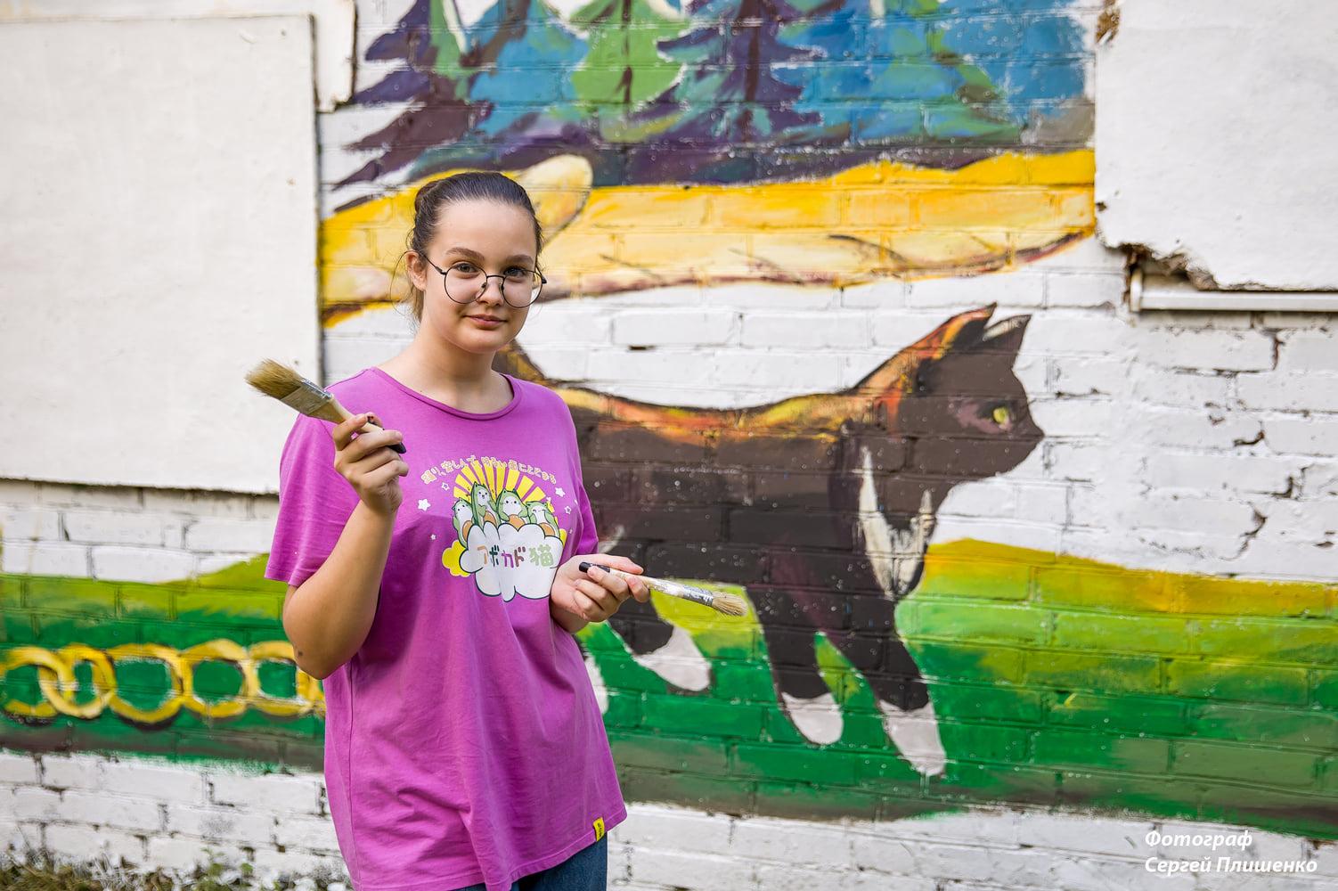 Фестиваль граффити в Таганроге: подробности