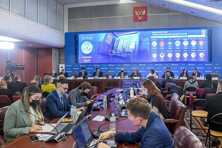 Предварительно: на выборах в Госдуму побеждает Сергей Бурлаков